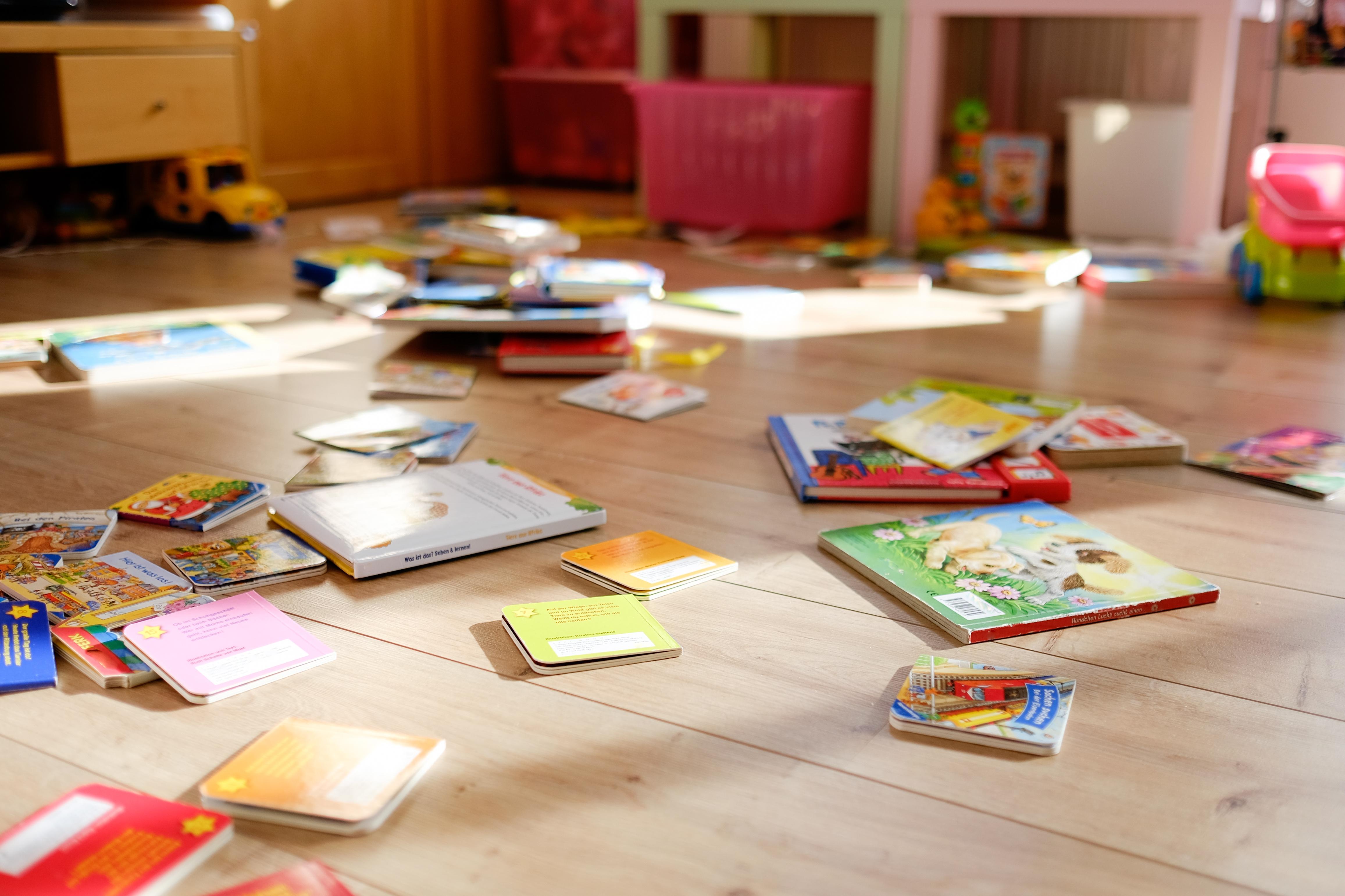赤ちゃん返りのときに親子で読みたい絵本と選び方
