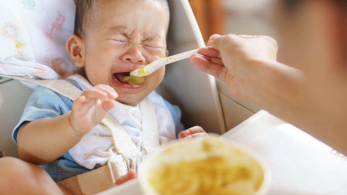口 た 切っ の 赤ちゃん 中