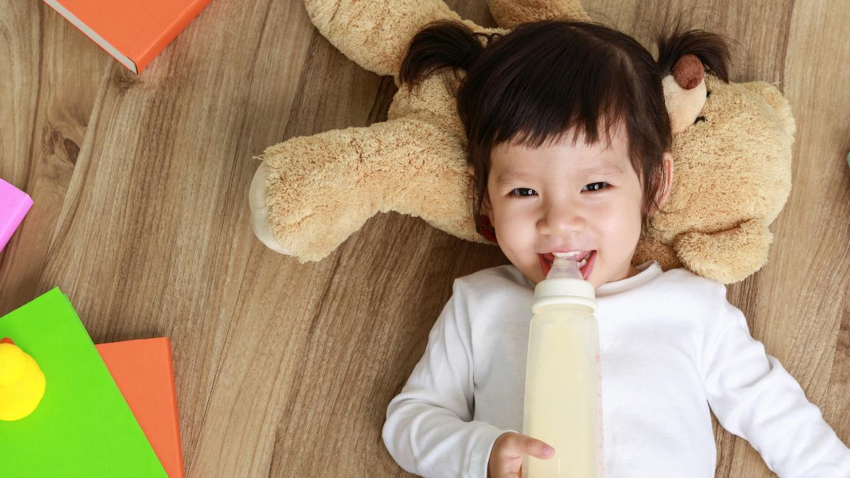 ミルク いつまで あげる