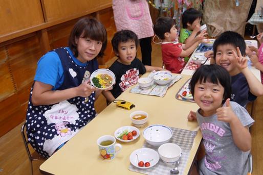 武蔵野赤十字保育園