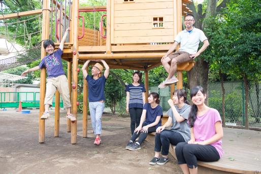東田端保育園 LIFE SCHOOL