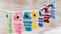 室内で楽しめる鯉のぼり飾りを手作りしよう!折り紙のアイディアなど