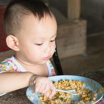 1歳児におすすめの栄養満点チャーハンのアレンジレシピ