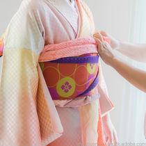 入学式に着物を着るとき。着付けの仕方や自分で行なうときのポイント