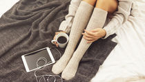 忙しいママの脚を美しくサポート。おすすめの着圧ソックスと選び方