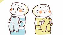 【ふたご育児】第38話 双子のテーマカラー②