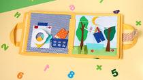 生後2カ月頃の赤ちゃんとおもちゃで遊ぼう。手作りおもちゃのアイディア