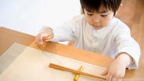 4歳の子どもと箸の持ち方を練習したい!子ども用に箸を選ぶポイント