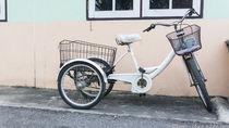 子ども乗せの三輪自転車。三輪自転車の特徴や選び方について