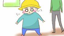 【きりんのびのび絵日記】第36話 ゆずと帽子