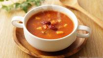 ペペロンチーノの付け合わせに合うサラダとスープのレシピ
