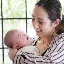 生後1ヶ月や生後2ヶ月の赤ちゃんが授乳後にぐずるとき