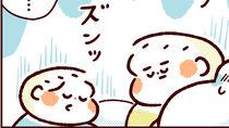 【ふたご育児】第126話 双子、朝の大移動②