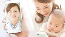 6/26(金)まで無料相談可能!遠隔健康医療相談「産婦人科オンライン」「小児科オンライン」