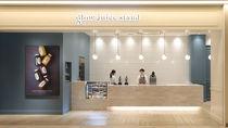 キレイとヘルシーをつくる『食』のコンセプトカフェ「glow juice stand(グロウ ジュース スタンド)」が有明ガーデンにオープン。