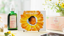 「WELEDA」から、エコー写真アルバム「WELCOME BABY」が7/10日(金)に発売