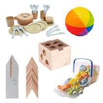 環境に配慮した、人にも地球にもやさしいサステナブルな知育玩具5選