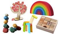 遊び方無限大。クリエイティブな感性を育む積み木おもちゃ5選