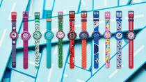 フリックフラックから都会的なビートを刻むキッズ時計の新コレクションが登場