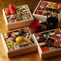 「ホテル雅叙園東京」特製のおせちが予約を開始中