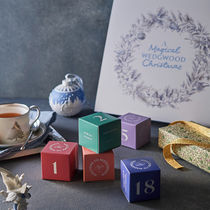 ウェッジウッドからクリスマスのカウントダウンを楽しむ「アドベントティーカレンダー」が発売