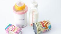 液体ミルクや哺乳瓶の温め・保温ができるミルク・ウォーマーが発売中