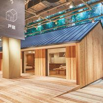 無印良品 東京有明内にモデルハウスを設置した家センターがオープン