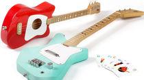 3歳から演奏できるアコースティックギターの最新モデルが日本初上陸