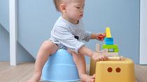 子どものトイレトレーニング。年齢別の進め方やコツ、活用したトイレグッズなど