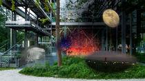 カルティエ現代美術財団からAR体験ができるアプリがリリース