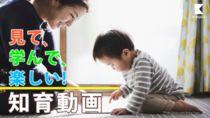 【必見3選】見て学んで楽しもう!子どもに見せたい知育動画