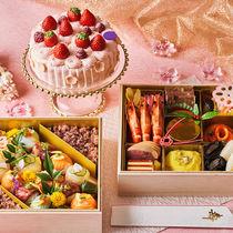 ホテル インターコンチネンタル 東京ベイが「おうちdeひな祭りセット」を販売