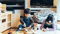 幼児の遊び。親子いっしょに楽しめる外遊びや室内遊び