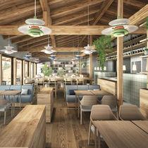 ⼤阪府⼤東市に日本初の北欧ファミリーレストランがオープン