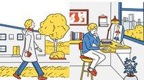 「働き方」×「住み方」という観点でこれからの時代を考える書籍が発売中