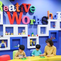 レゴ®ブロックの世界感にワクワク!「レゴランド®・ディスカバリー・センター」を遊びつくそう!