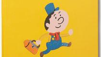 子どもたちから公募したキャラクターが登場するオリジナル絵本が発売中