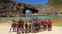 小笠原諸島で自然体験活動ができるアドベンチャースクールが開催