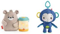 マテルから3つの機能でおやすみの時間を充実させるおもちゃが発売中