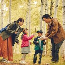 THE NORTH FACE×星野リゾートが「森遊びデビュープログラム」を共同企画