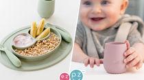 ひっくり返らないベビー食器ezpzの日本未発売商品が販売スタート