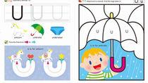 海外で大人気の英語版学研の幼児向けワークブックが日本正式販売開始
