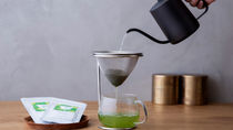 「福寿園」の新ブランドから新感覚のドリップタイプのお茶「MY DRIP TEA」が発売