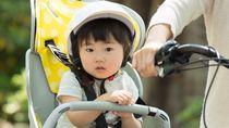 子乗せ自転車のシートは前、後ろ、後付けか。タイプ別のメリットとデメリット