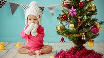 1歳の子どもに贈るクリスマスプレゼント。選ぶ基準や演出方法