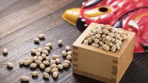 節分とは?豆まき、恵方巻きの由来と使う豆の種類