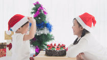 クリスマスに行うクリスマス会や子ども会で盛り上がるゲームやプレゼント