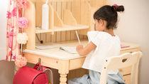 子どもの勉強机はもう決めた?勉強机の種類と入学準備で選ぶポイント
