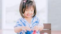 3歳の女の子が好きな室内遊びと子どもが喜ぶ、簡単手作りおもちゃ