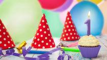 1歳〜3歳の子どものお誕生日。おしゃれな飾り付けアイディアとコツ
